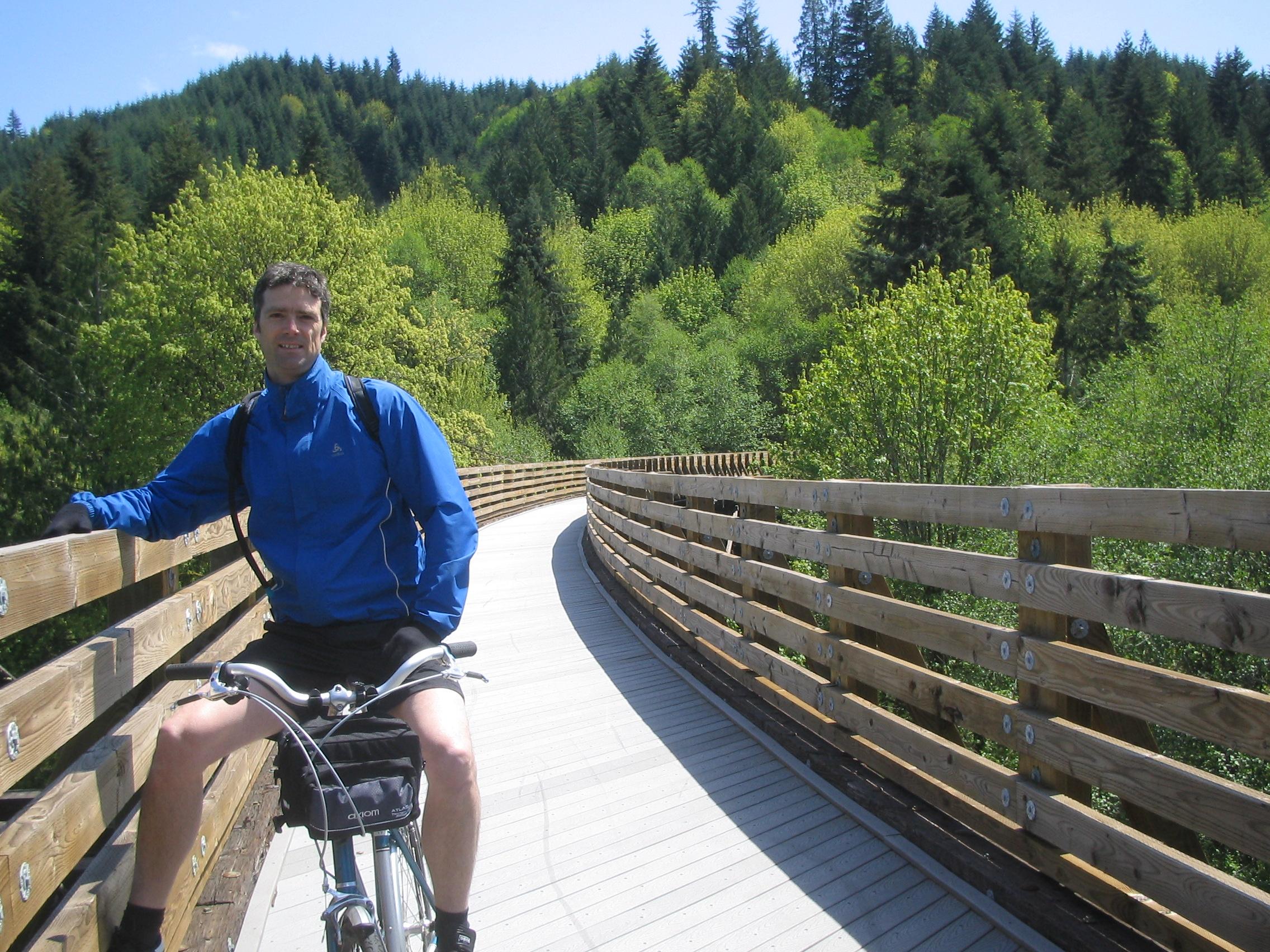 Pedal Bike Tours Oregon