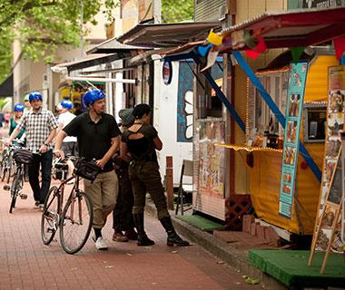 Food Carts Tour